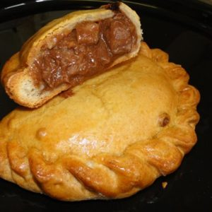 Giant Steak Pastie